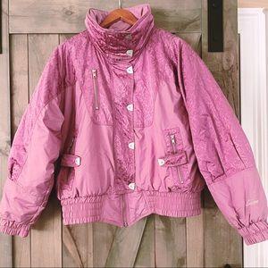 Vintage Snuggler Ski Jacket